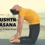 Ustrasana (Camel Pose) - Yoga with Ankush