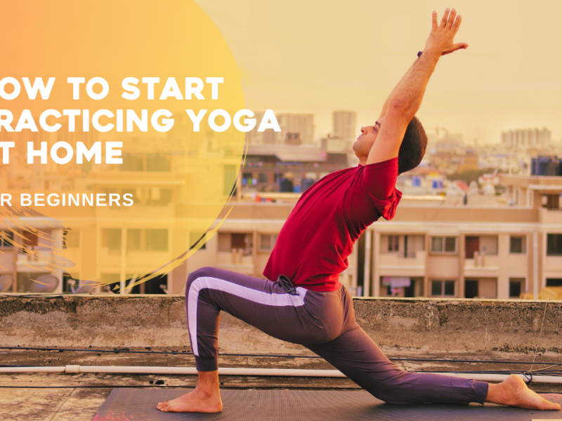How to start doing yoga at home for beginners (with pictures and videos)