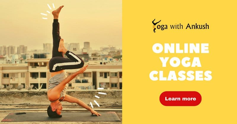 Online Yoga Classes - Yoga with Ankush