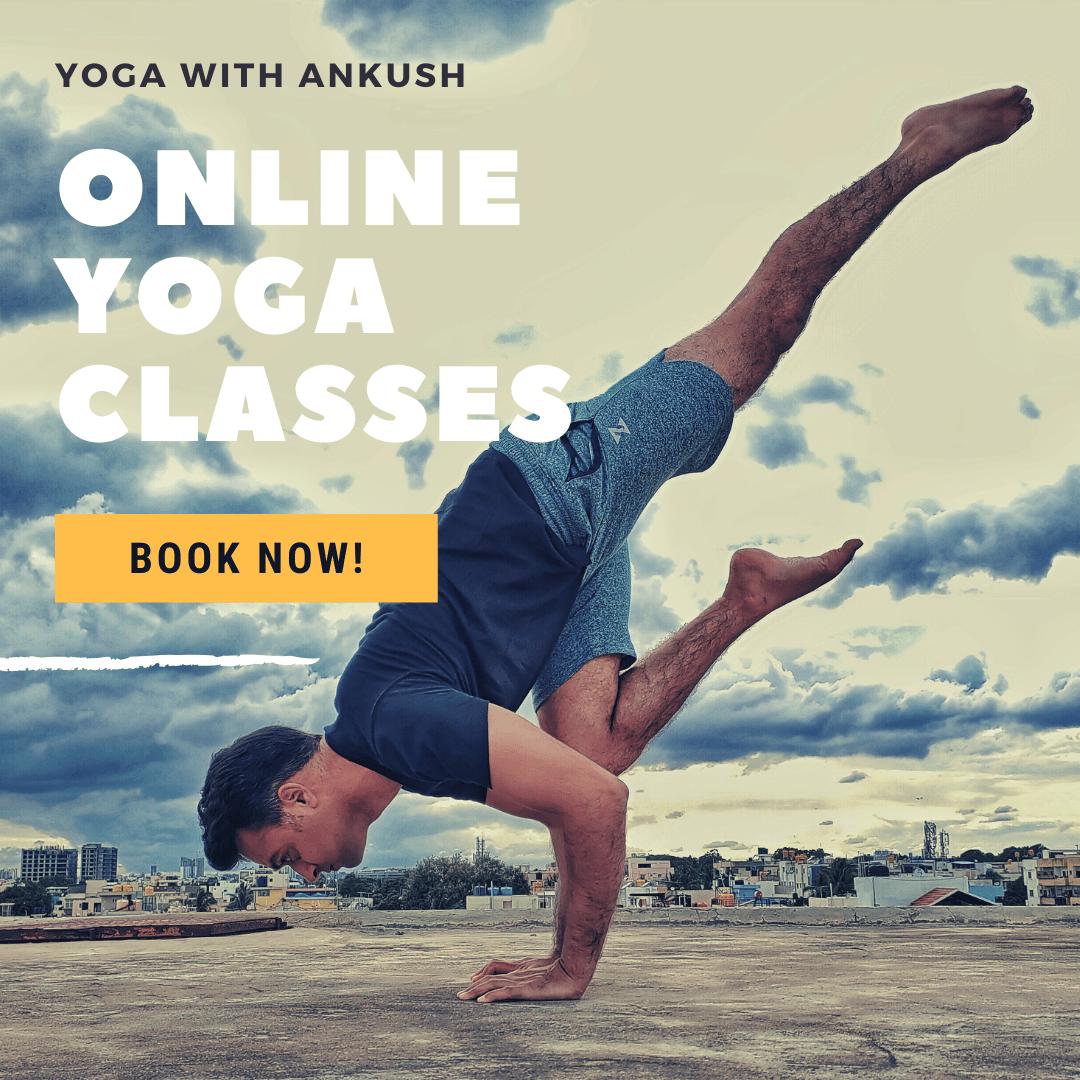 Online Yoga Classes - Yoga with Ankush